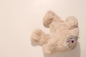 Princess Charlotte teddy