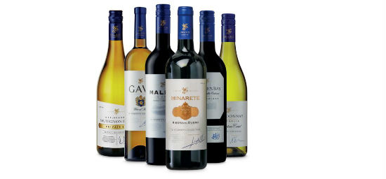 aldi wines mixed selection