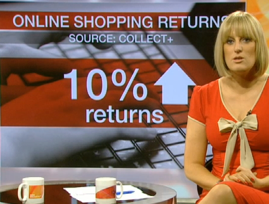 CollectPlus on BBC This Morning